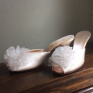 Vintage ✨1950s or 60s Daniel Green Slippers!!!